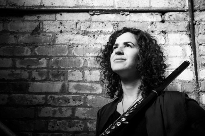 Flauta, jazz y mundo: Hadar Noiberg Trio
