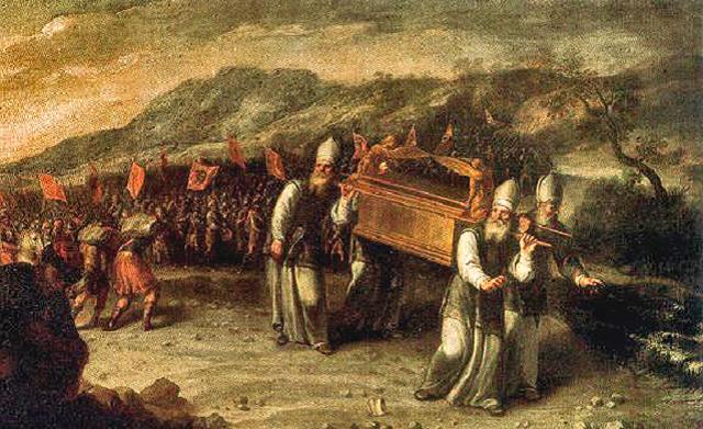 Salmo 68: la marcha triunfal de Israel
