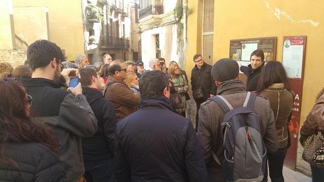 La ruta de la judería de Valls, con Francesc Murillo