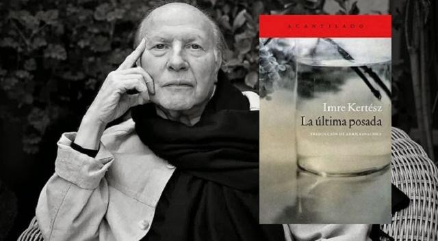 «La última posada», el testamento literario de Imre Kertész Z»L, con su traductor Adan Kovacsics