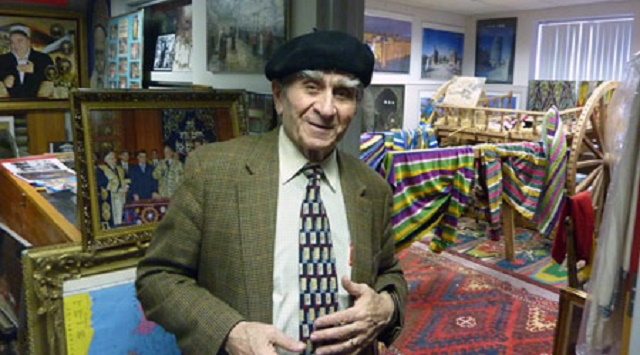 Aron Aronov: Bukharian Jews and their New York Museum