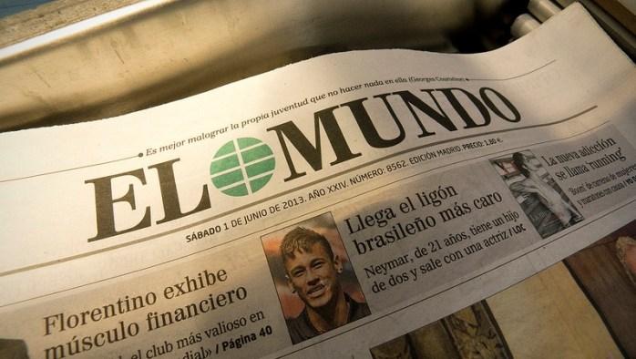 """""""El Mundo"""", atrapado por sus errores"""