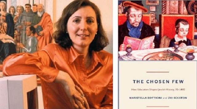 Maristella Botticini– The Chosen Few: How Education Shaped Jewish History 70-1492