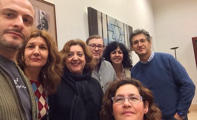 Educar sobre el Holocausto en Rivas –Vaciamadrid, con Roberto Pérez e Isabel Melero