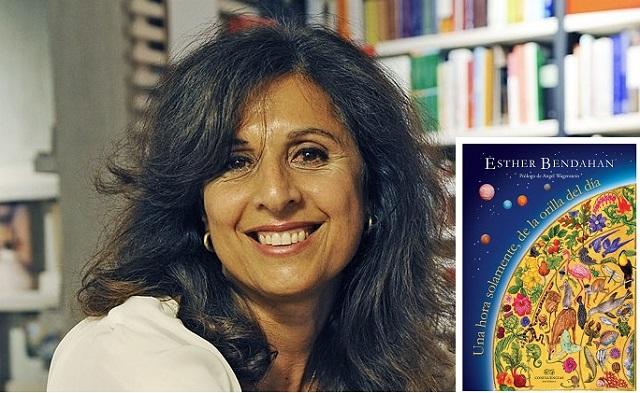"""""""Una hora solamente, de la orilla del día"""" con su autora Esther Bendahan"""