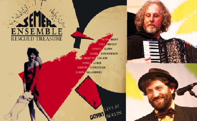 El tesoro rescatado del Berlín pre-nazi y el Semer Ensemble