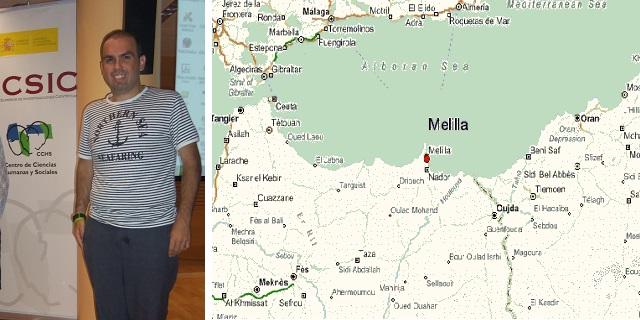 El habla de los judíos de Melilla, con David Benhamú