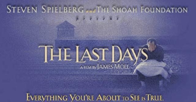 """The Last Days"" (1998), de James Moll (EE.UU.)"