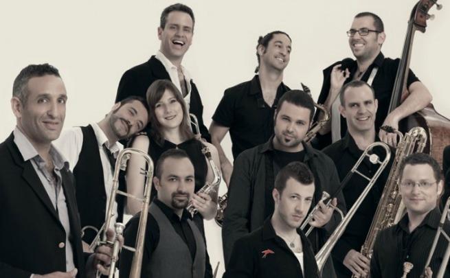 Avi Lebovich y su orquesta
