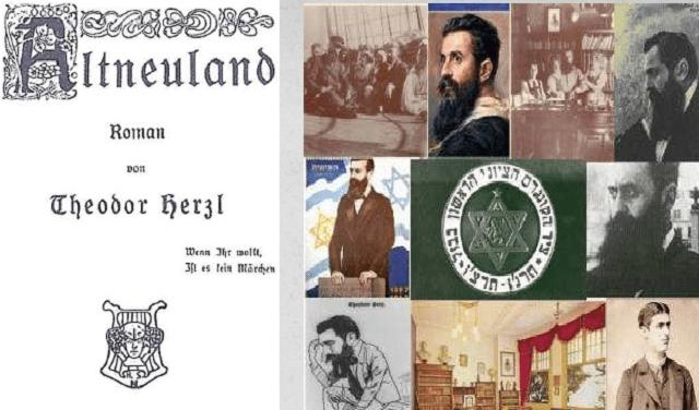Theodor Herzl (3ª parte): un viejo y nuevo país