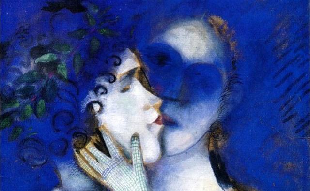 """Cine y danza en """"Chagall y sus contemporáneos rusos"""""""
