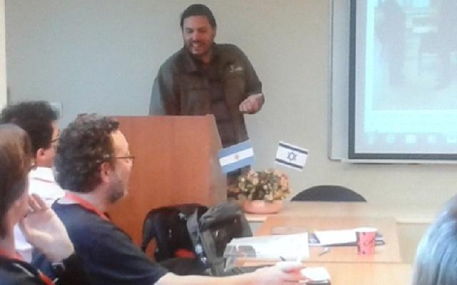 Jornadas Abiertas «Open Days» en la Academia en Línea, con Aviel Peretz