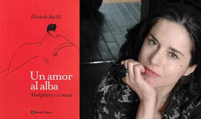 """Un amor al alba"" de E. Barillé, con Alicia Perris"
