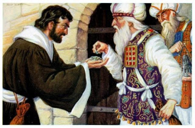 Los nombres de Judas, con Pablo Cúneo