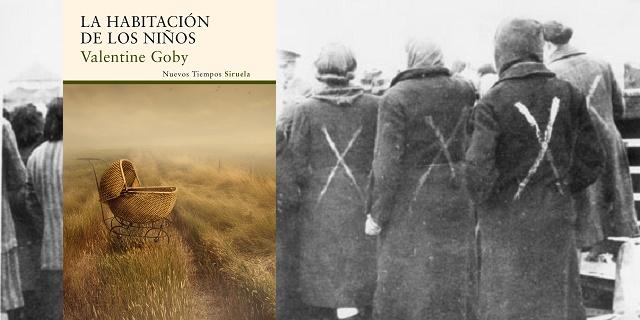 """""""La habitación de los niños"""" de Valentine Goby, con Isabel Gónzalez-Gallarza"""