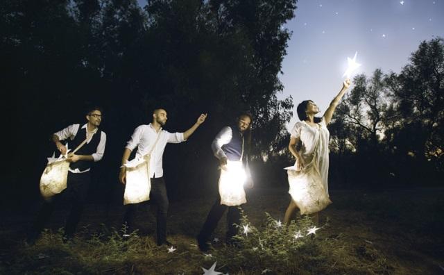 Yamma Ensemble llena sus canastas de estrellas