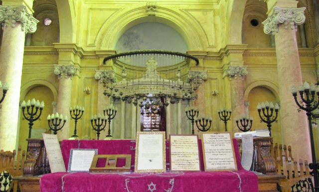 La expulsión de los judíos de los países árabes, con Verónica Nehama (CEMI, Madrid, 29/11/2016)