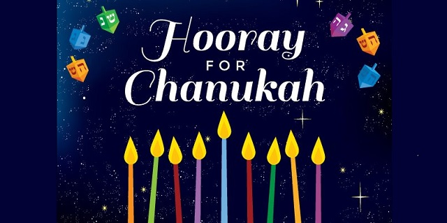 "It's CHANUKAH, NOT ""Chrismukkah"""