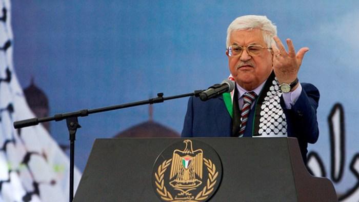 Mahmud Abbas reelegido presidente de Al Fatah