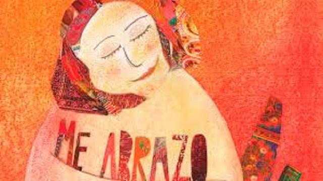 """""""Me abrazo para vivir mejor la puñetera menopausia"""", con su autora Gabriela Waisberg"""