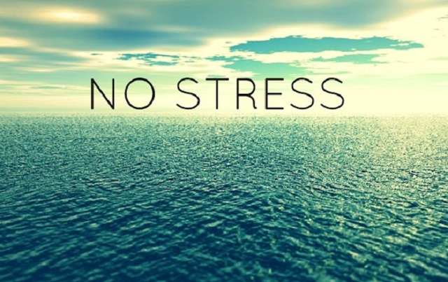 Vivir sin estrés