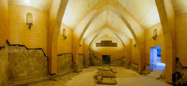 Lorca's Medieval Synagogue, with Archaeologist Enrique Pérez