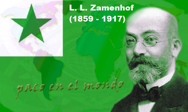 A 100 años de la muerte de L. L. Zamenhof, padre del esperanto, con José Antonio del Barrio, presidente de la Federación Española