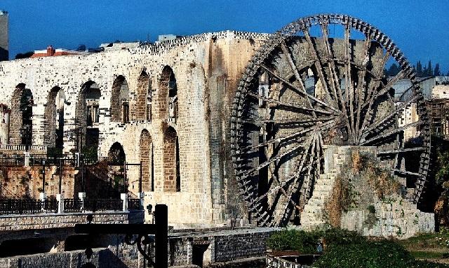 Hamath, ciudad bíblica del norte