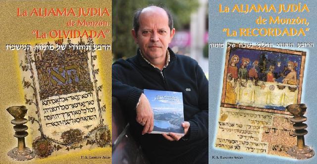 Andreu Lascorz: dos décadas investigando sobre la huella judía