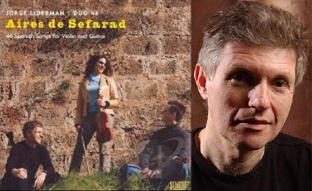 Jorge Liderman y Aires de Sefarad