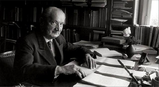 Martin Heidegger, la polémica final, con Jorge Schneidermann