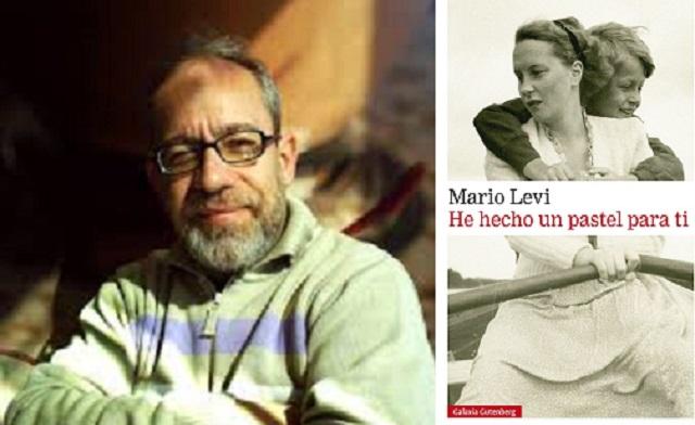 """""""He hecho un pastel para ti"""", con su autor Mario Levi"""