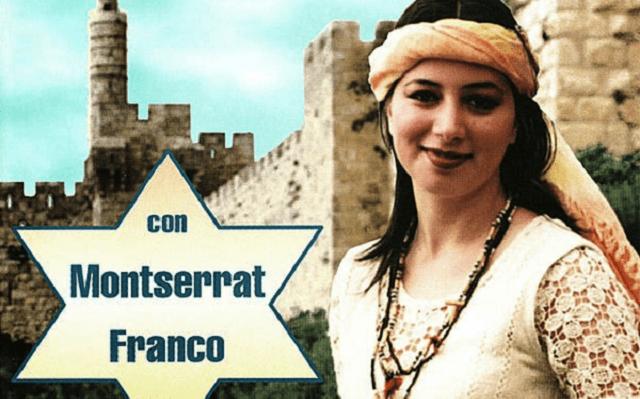 Montserrat Franco: de Paraguay a Jerusalén