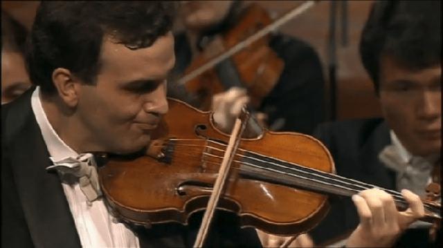 Tercer Concierto de Saint-Saëns, con el violinista Gil Shaham