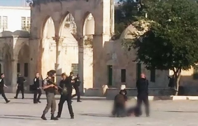 Agravios comparativos tras los atentados en el Monte del Templo