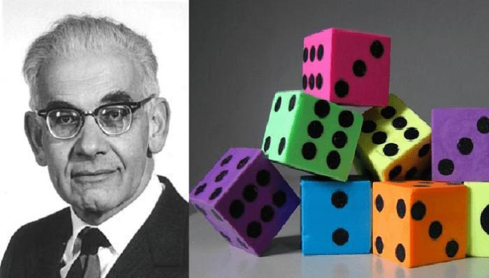 Eugene Lukacs: del riesgo a la estadística
