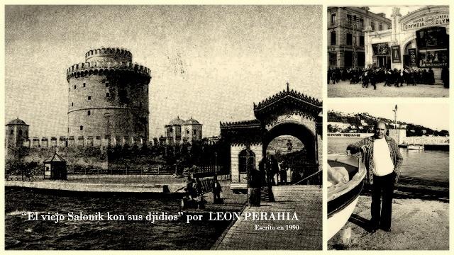 Panorama de Nissim Levy & Salonik de León Perahia
