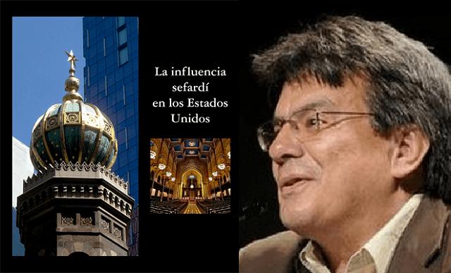 Sefarad en la colonización del continente americano, de Pernambuco a Nueva York, con Luis Esteban Manrique