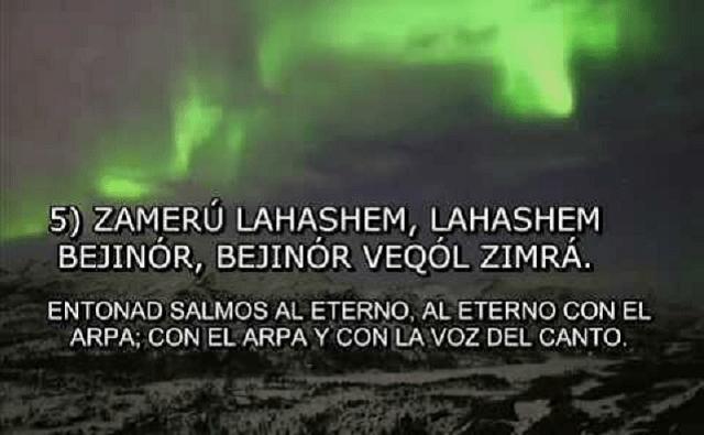 Salmo 98: la tierra celebra la victoria del Eterno