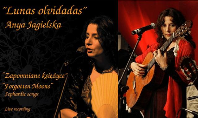 Anya Jagielska: Lunas olvidadas desde Polonia
