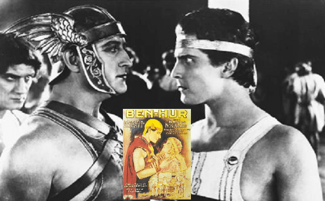"""Ben-Hur"" (1925), producida por Louis B. Mayer"