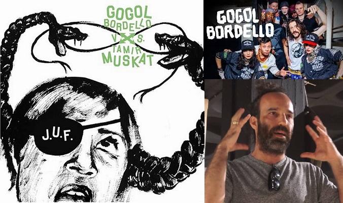 Gogol Bordello vs. Tamir Muskat: viva la amistad judeo-ucraniana