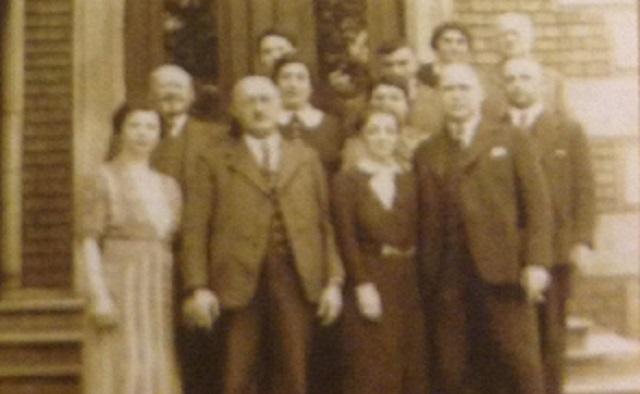 Mijtáv edút shekatvá Clara Mayer al Leil Habdólaj, ba-ayará Treuchtlingen be-Bavaria