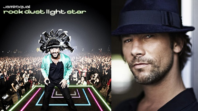 """Rock Dust Light Star"", de Jamiroquai"