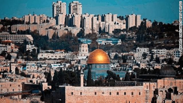 Jerusalén y la unilateralidad