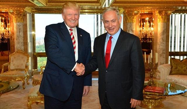 Trump, Jerusalén y suaves condenas