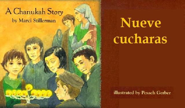 """Cuentacuentos """"Nueve cucharas"""", con Eva Chocron"""