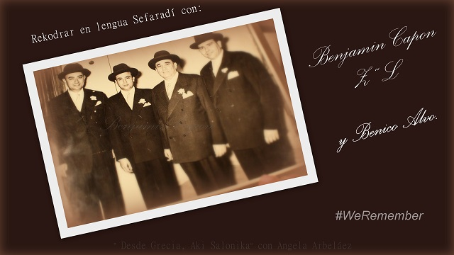 #WeRemember – ¡Recordamos!