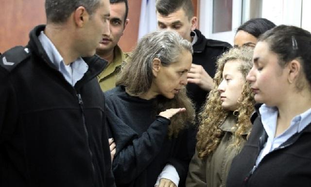 Con Gaby Lasky, la abogada judía israelí de la menor palestina Ahed Tamimi