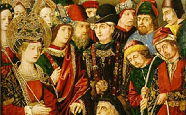 Nombres de la Edad Media (y II)